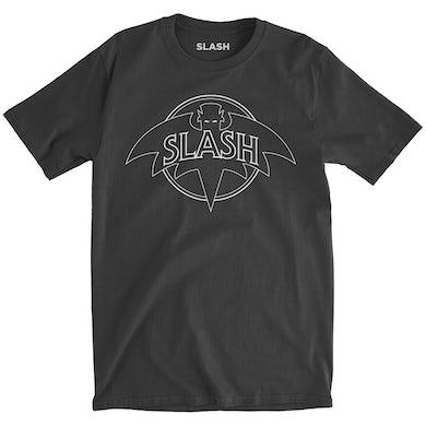 Slash Bat Tee