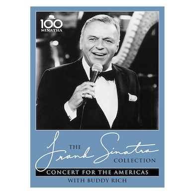 Frank Sinatra Concert For The Americas DVD