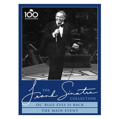 Frank Sinatra Ol' Blue Eyes is Back + The Main Event DVD