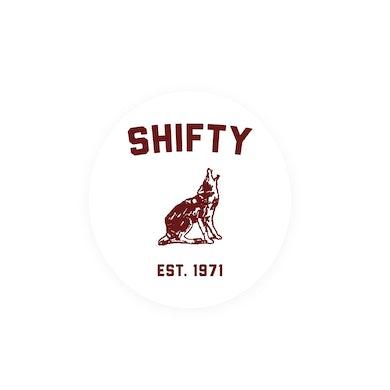 Chris Shiflett Shifty Sticker