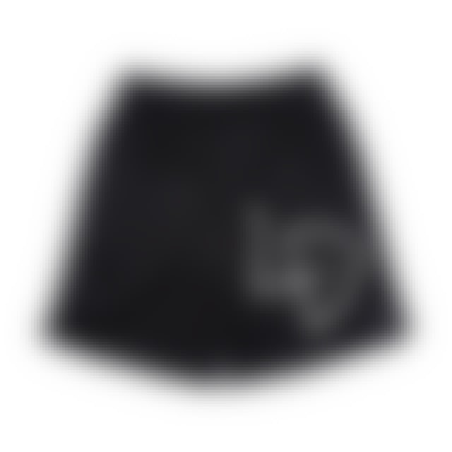 Lil Dicky Signature Black Basketball Shorts