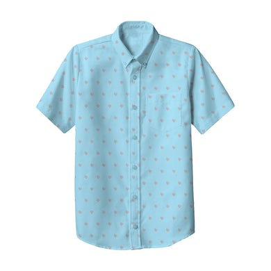Lil Dicky Light Blue Button Down Shirt