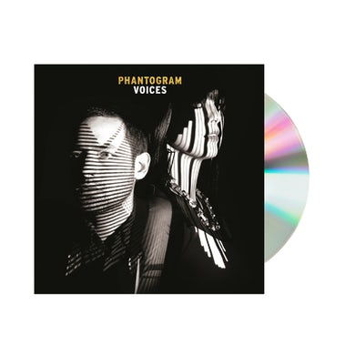 Phantogram Voices CD