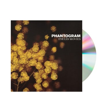Phantogram Eyelid Movies CD