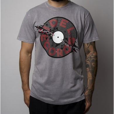 DEL RECORDS Broken Disc Tee