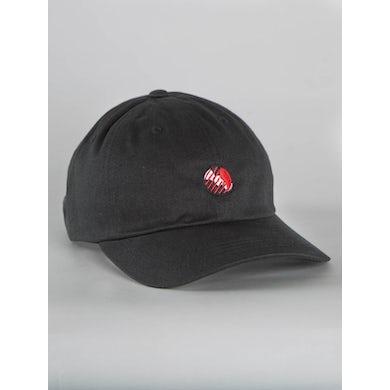 DEL RECORDS Small Record Logo Dad Hat