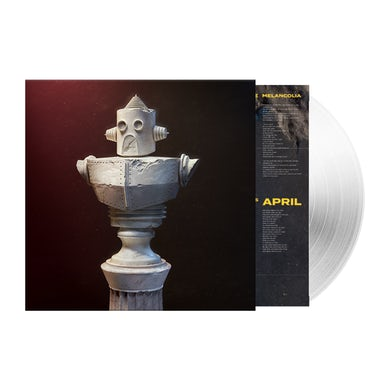 Caravan Palace Chronologic Deluxe White LP (Vinyl)