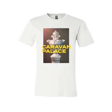 Caravan Palace Chronologic T-Shirt - Men's