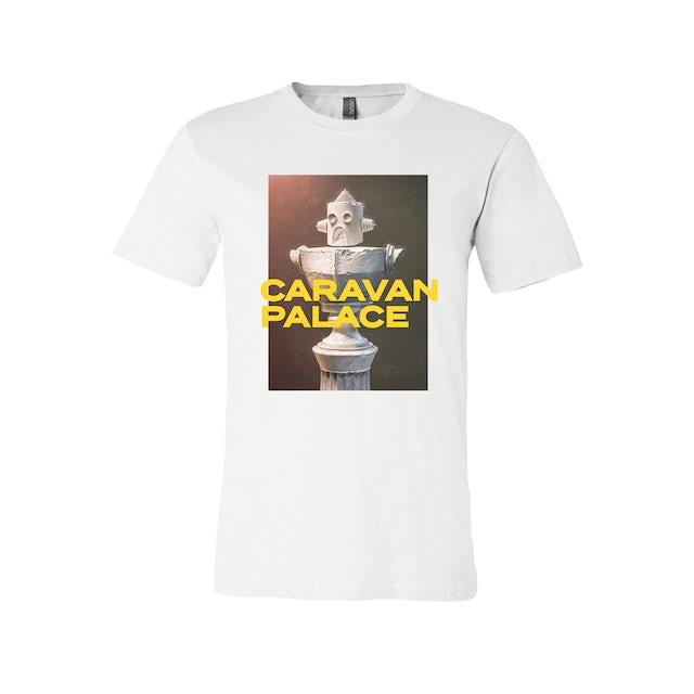 Caravan Palace Chronologic T-Shirt - Men's