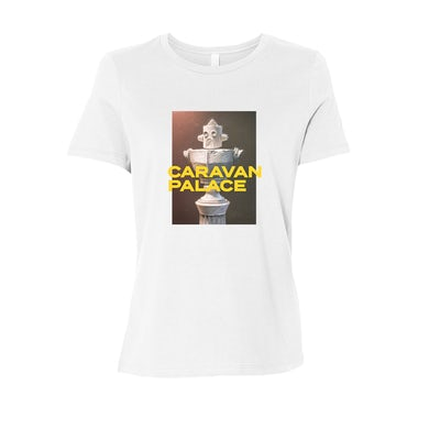 Caravan Palace Chronologic T-Shirt - Women's