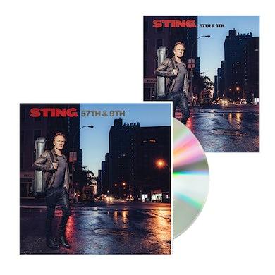 Sting 57th & 9th Super Deluxe Box Set