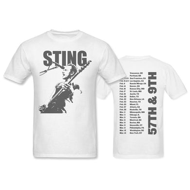 Sting AXE (2-Sided) T-Shirt