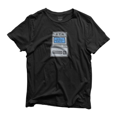 Kevin Hart ATM BLACK TEE