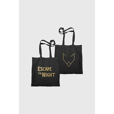 Joey Graceffa Escape The Night x Crystal Wolf Exclusive Tote Bag (Limited Edition)