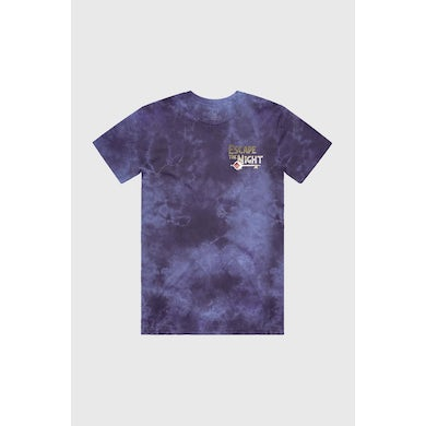 Joey Graceffa Official Escape The Night Tee in Midnight Mist (Limited Edition)
