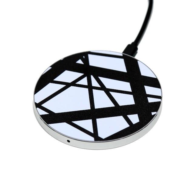 Eddie Van Halen Frankenstein Wireless Charging Pad Black/White
