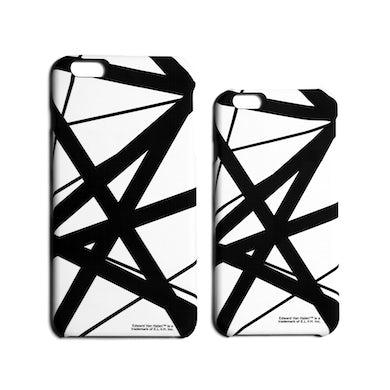 Eddie Van Halen EVH Black/White iPhone Case
