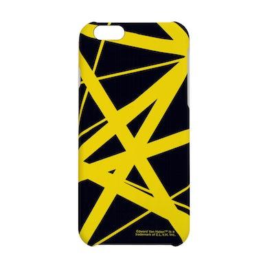 Eddie Van Halen EVH Black/Yellow iPhone Case