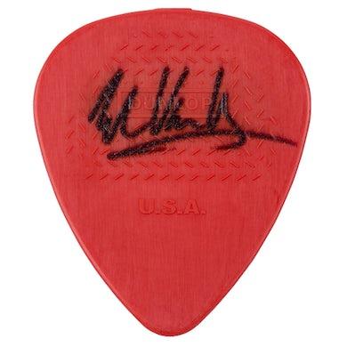 Eddie Van Halen EVH® Signature Picks .60MM - 6 Pack Red/Black