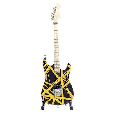 Eddie Van Halen EVH Mini Guitar Black/Yellow