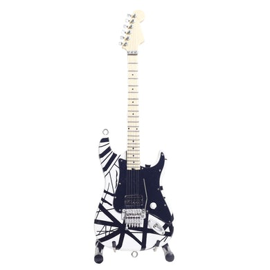 Eddie Van Halen EVH Mini Guitar Black/White