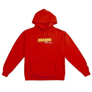 Domo Genesis Facade Hoodie (Red)