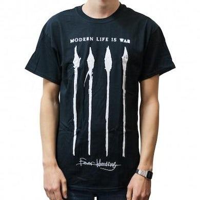 Modern Life Is War Spear T-shirt