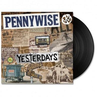 Pennywise Yesterdays LP Black (Vinyl)