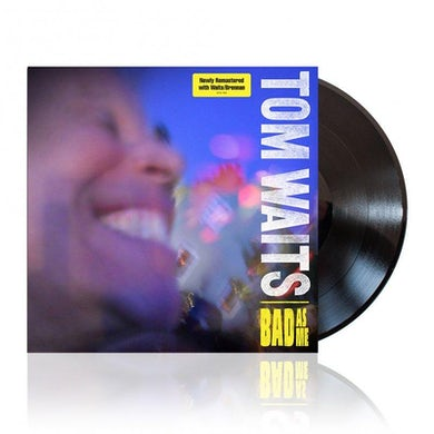 Tom Waits Bad As Me LP (180gram Remaster) (Vinyl)