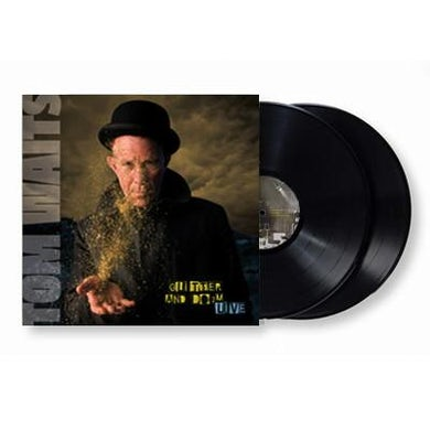 Tom Waits Glitter and Doom Live 2LP (180gram Remastered) (Vinyl)