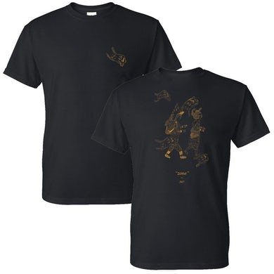 Cloud Control Zone T-shirt (Black)
