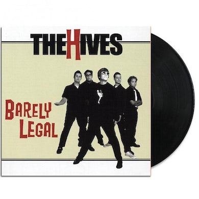 The Hives Barely Legal LP (180g Black) (Vinyl)