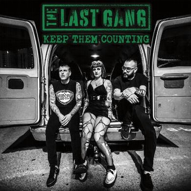 The Last Gang Keep Them Counting CD