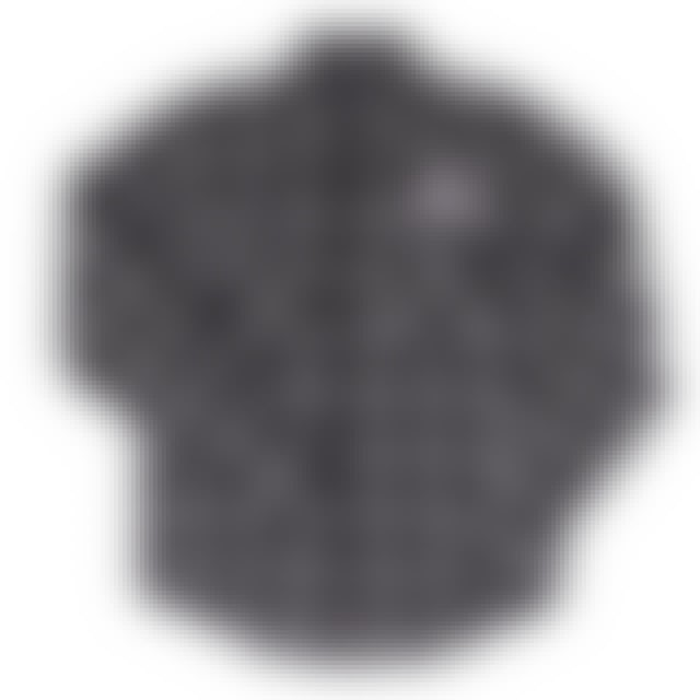 Bad Religion Embroidered Logo Flannel (Black/Grey)