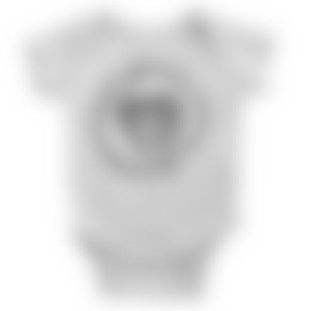 Rise Against Distressed Logo Onesie (White)