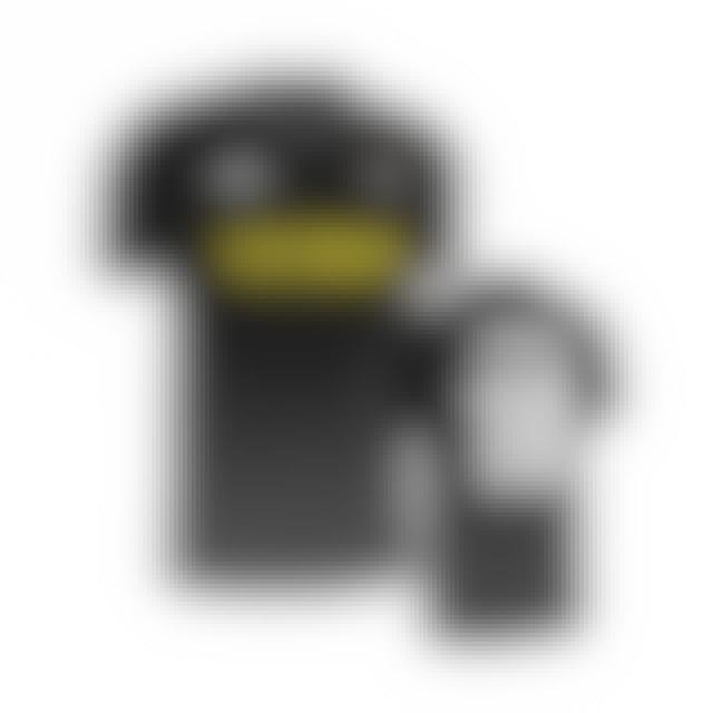 Papa Roach Golden Yellow Logo Soccer Jersey
