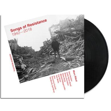 Songs of Resistance 1942-2018 2LP (Black) (Vinyl)