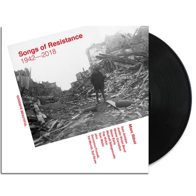 Marc Ribot Songs of Resistance 1942-2018 2LP (Black) (Vinyl)