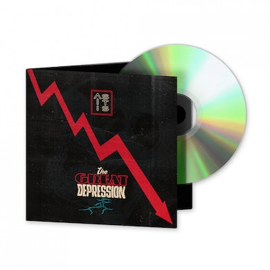 As It Is The Great Depression CD