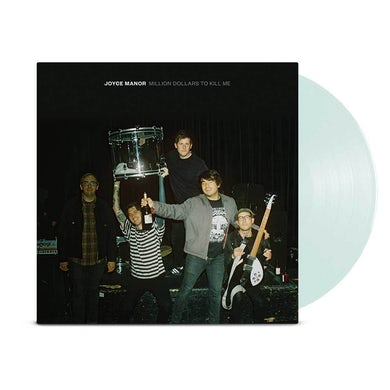 Million Dollars To Kill Me LP (Coke Bottle Clear) (Vinyl)