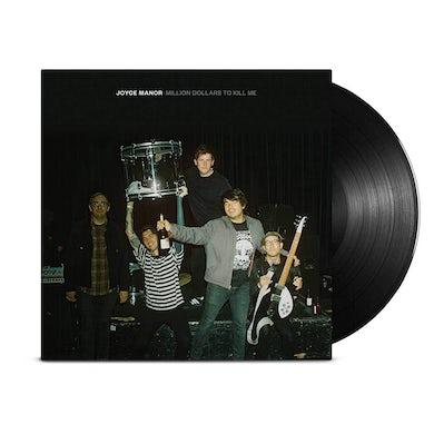 Million Dollars To Kill Me LP (Black) (Vinyl)