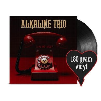 Alkaline Trio Is This Thing Cursed? LP (Black) (Vinyl)