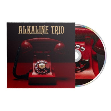 Alkaline Trio Is This Thing Cursed? CD