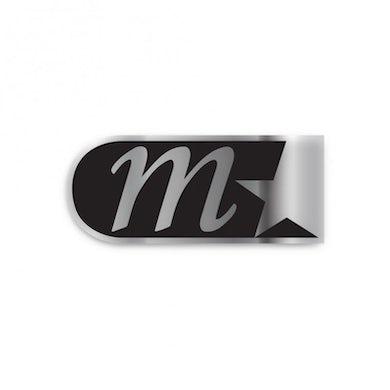 Millencolin M Star Enamel Pin