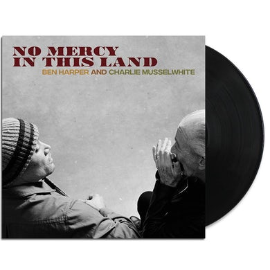 No Mercy In This Land LP (Black 180 gram) (Vinyl)