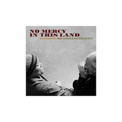 Ben Harper No Mercy In This Land CD