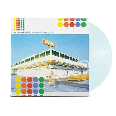 The Promise Ring Nothing Feels Good LP (Clear) (Vinyl)