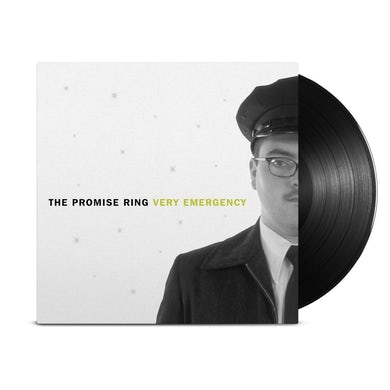 The Promise Ring Very Emergency LP (Black) (Vinyl)