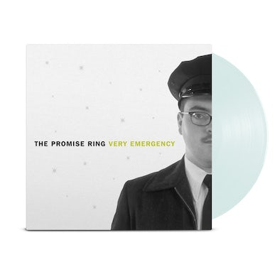 The Promise Ring Very Emergency LP (Clear) (Vinyl)