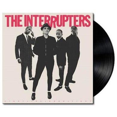 The Interrupters Fight The Good Fight LP (Black) (Vinyl)